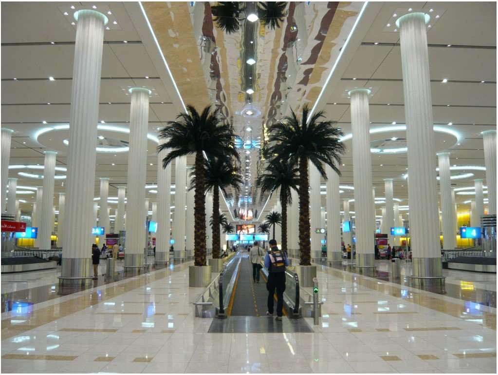 Международный аэропорт Дубай / изображение с сайта aviamost.ae