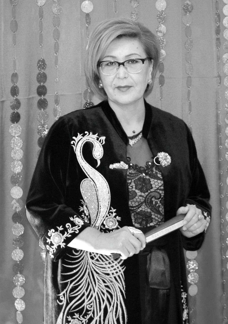 Амина Оспанова