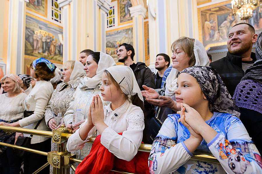 Православные алматинцы