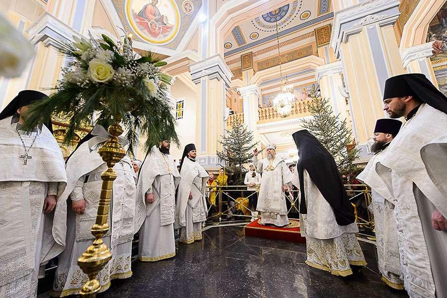 Рождество в Алматы