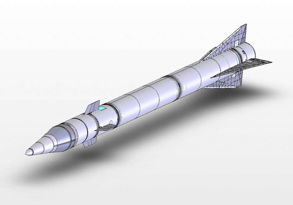 Геофизикалық мақсаттағы «МН-300» зымыраны