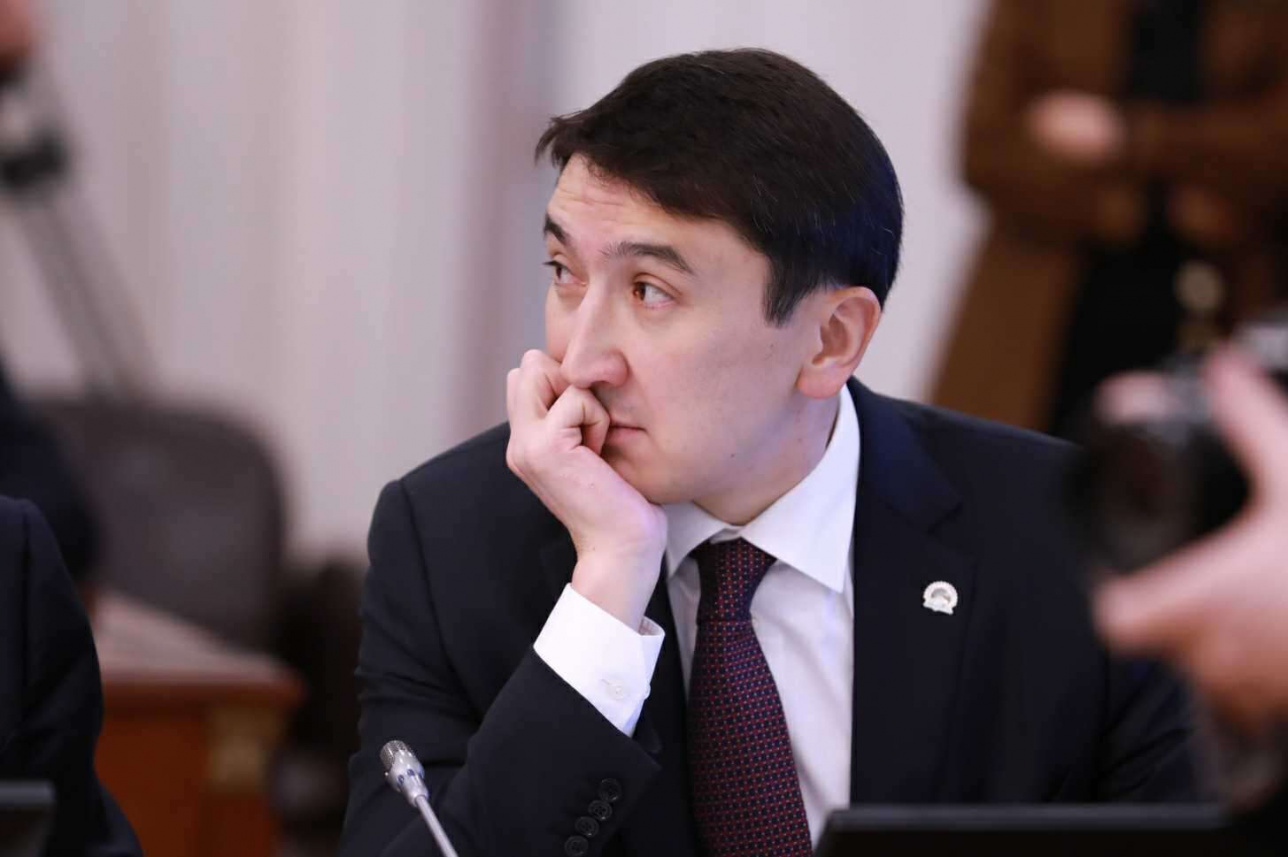министр экологии, геологии и водных ресурсов Магзум Мирзагалиев