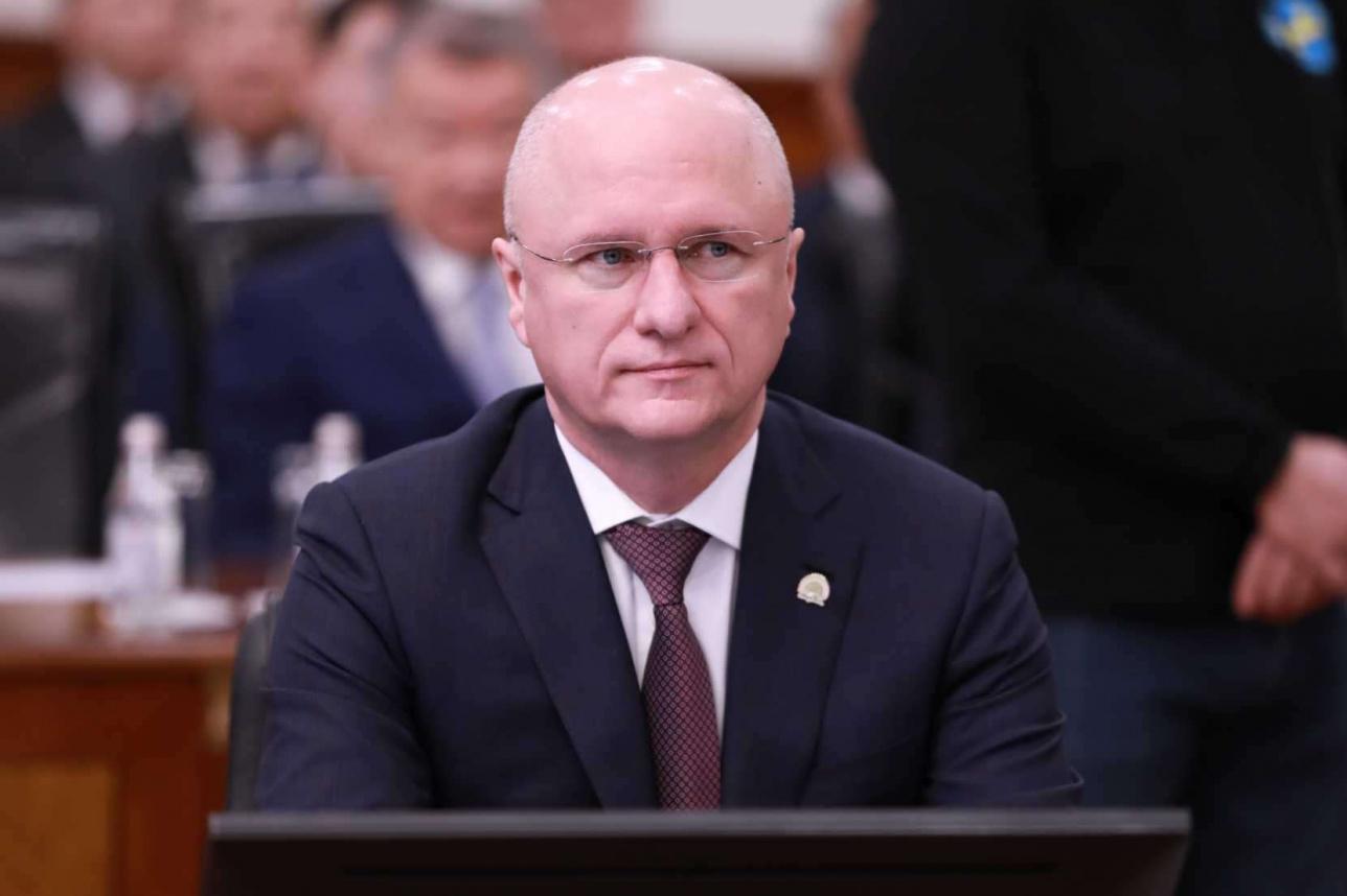 Заместитель премьер-министра Роман Скляр