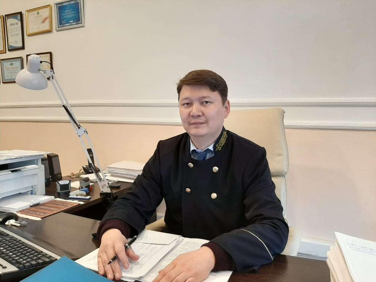 Ернар Қасымбеков