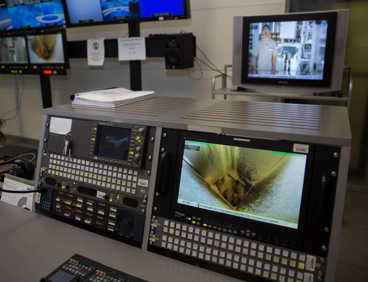 Проектом предусмотрено строительство и модернизация 827 радиотелевизионных станций