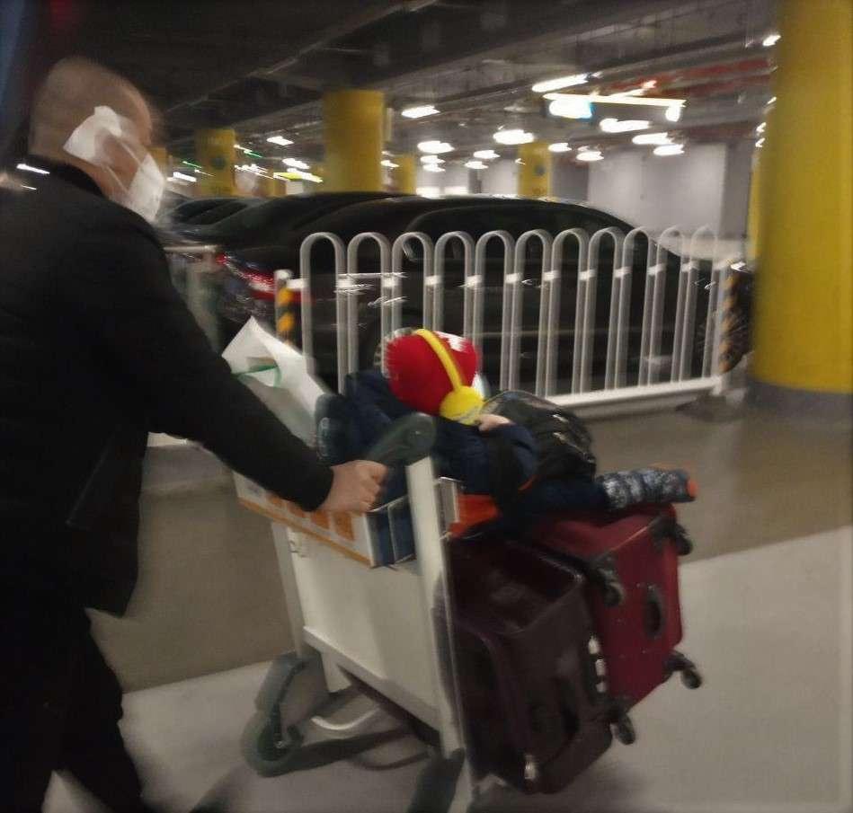 Эвакуация граждан Казахстана из Китая