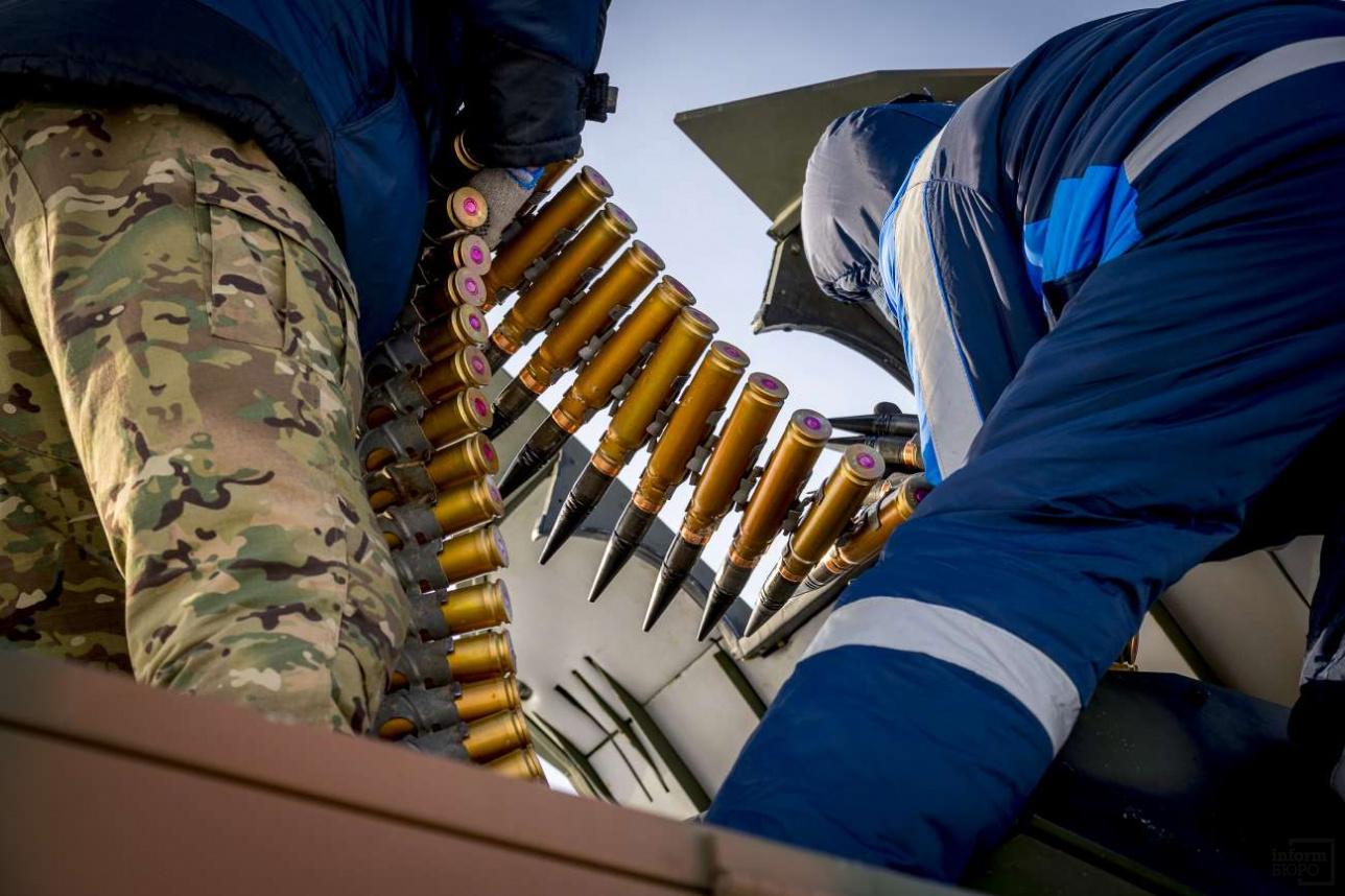 Такой снаряд способен поразить не только живую силу противника, но и легкобронированные цели