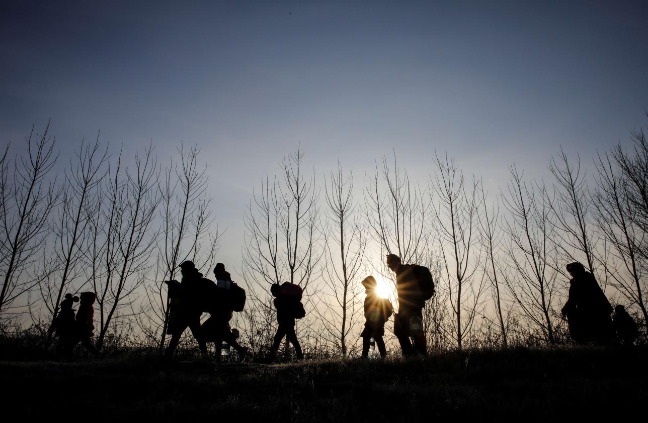 Турция не смогла справиться с потоком беженцев