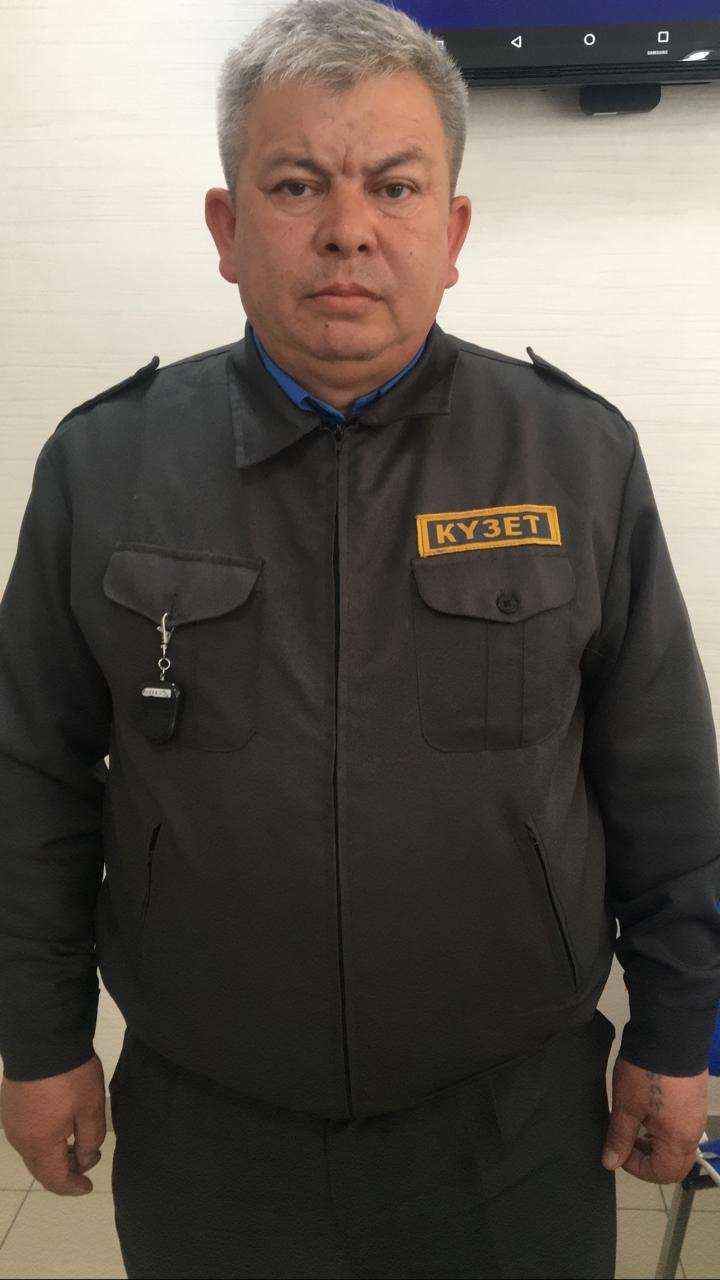 Смайл Ажикулов