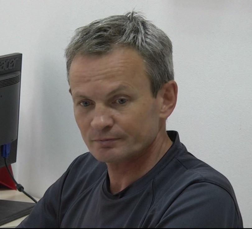 Директор турфирмы Александр Ковалёв.