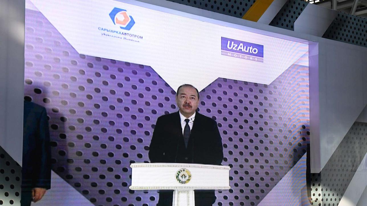 Арипов А.Н., Премьер-Министр Узбекистана