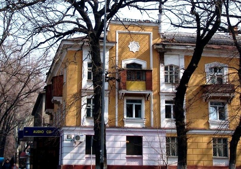 Архитектура сталинской эпохи