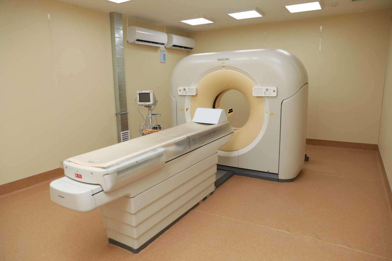 Аппарата компьютерной томографии