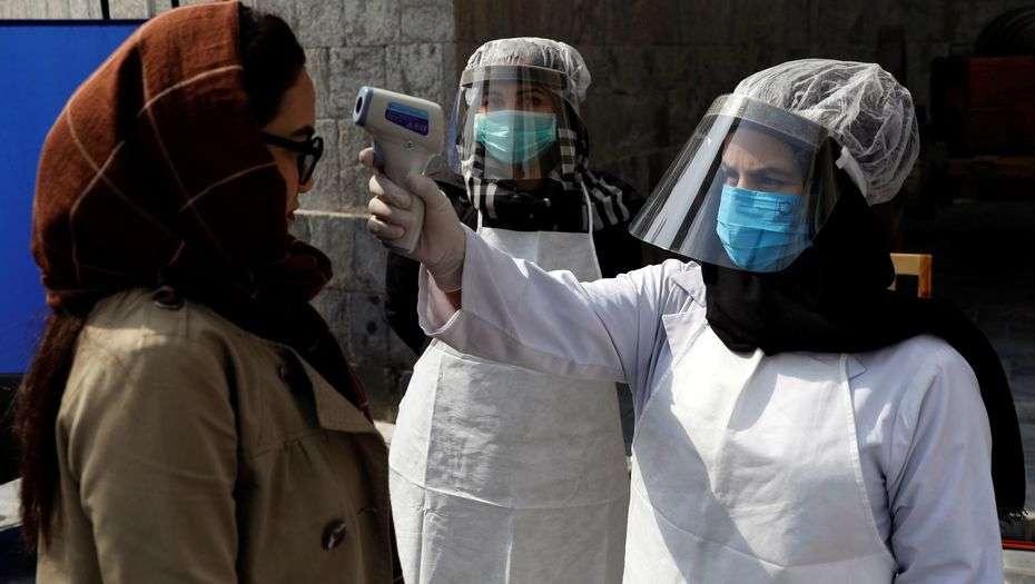 В Иране поздно приступили к противоэпидемическим мероприятиям