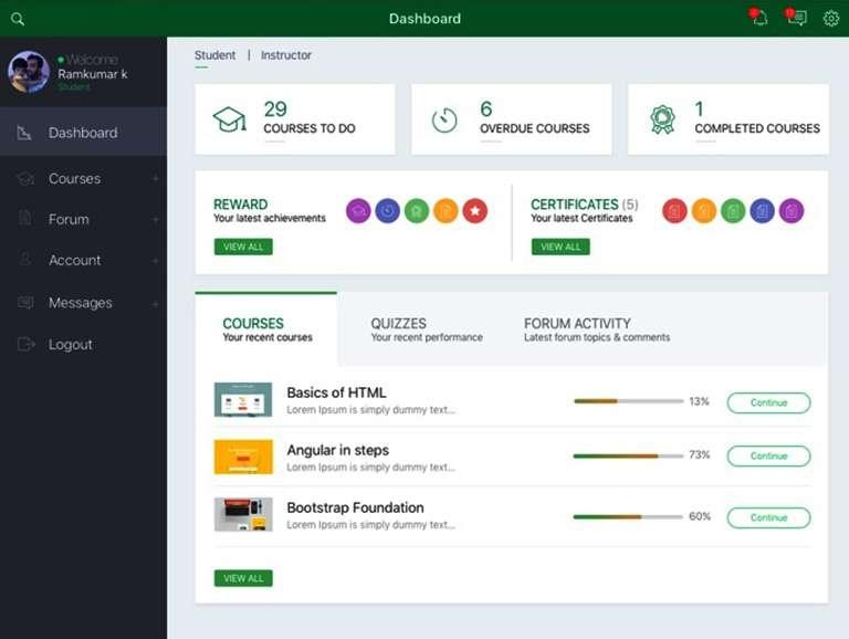 Учителя могут пользоваться LMS – специальными платформами для контроля обучения.