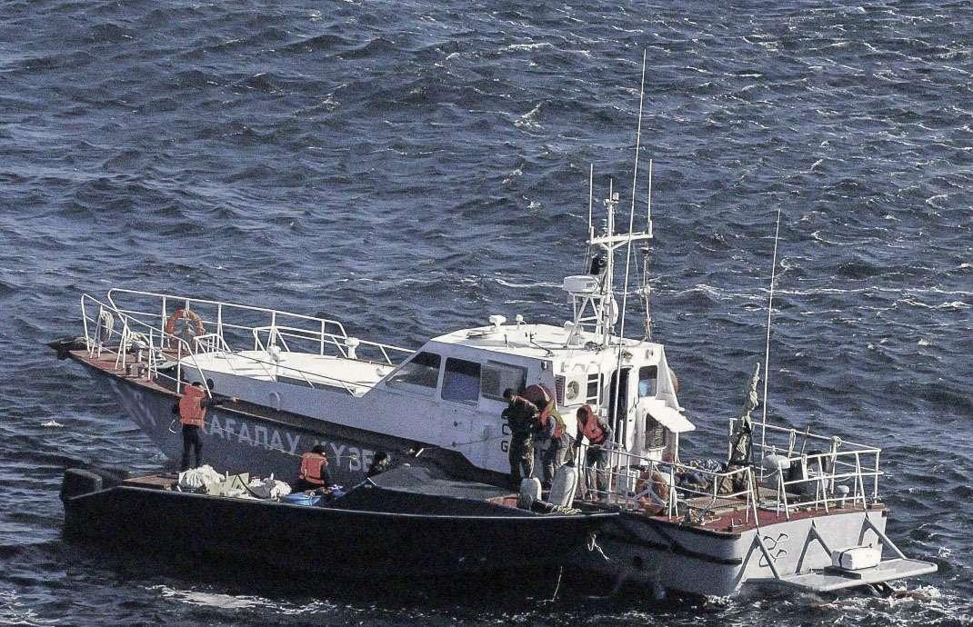 В территориальных водах Казахстана задержали четверых нарушителей