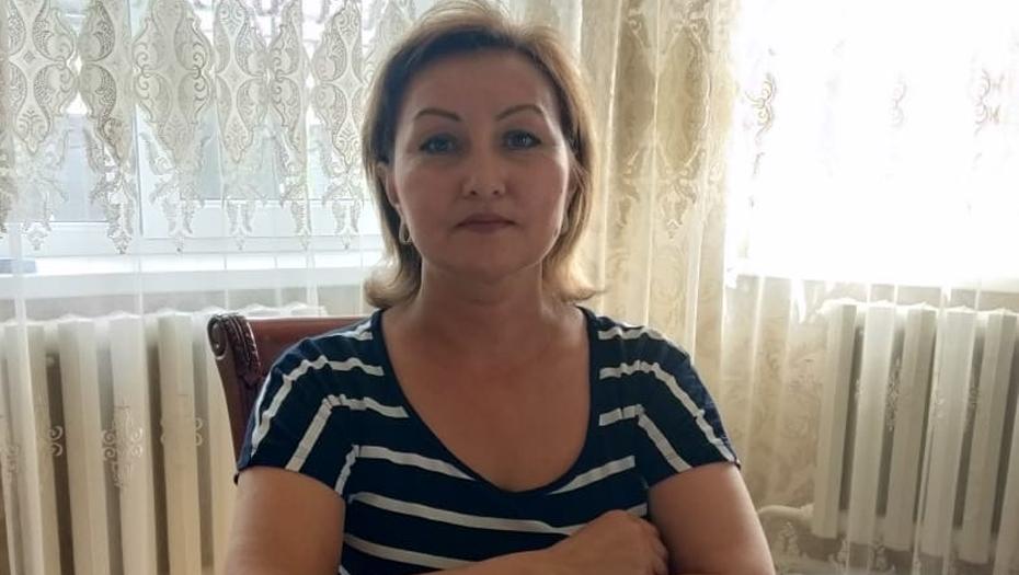 Руководитель группы Гульнара Абаева