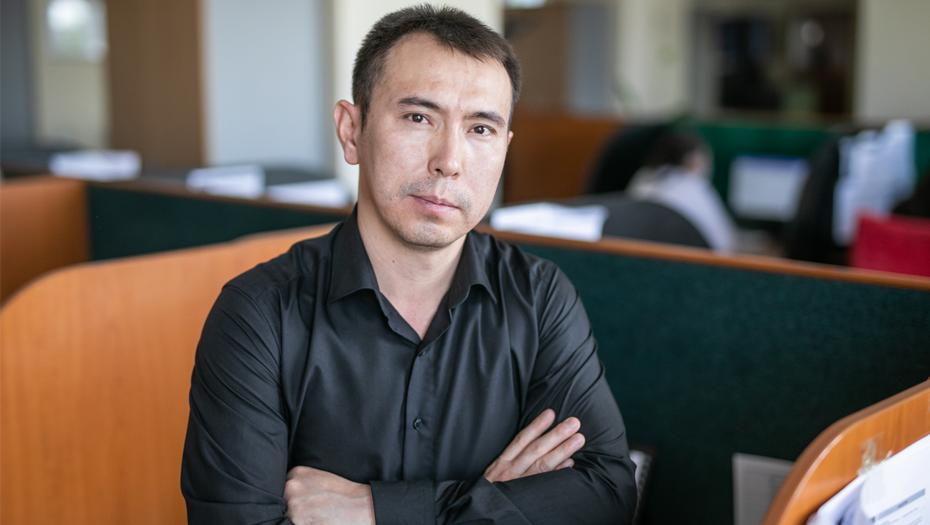 Руководитель группы Канат Альчекеев