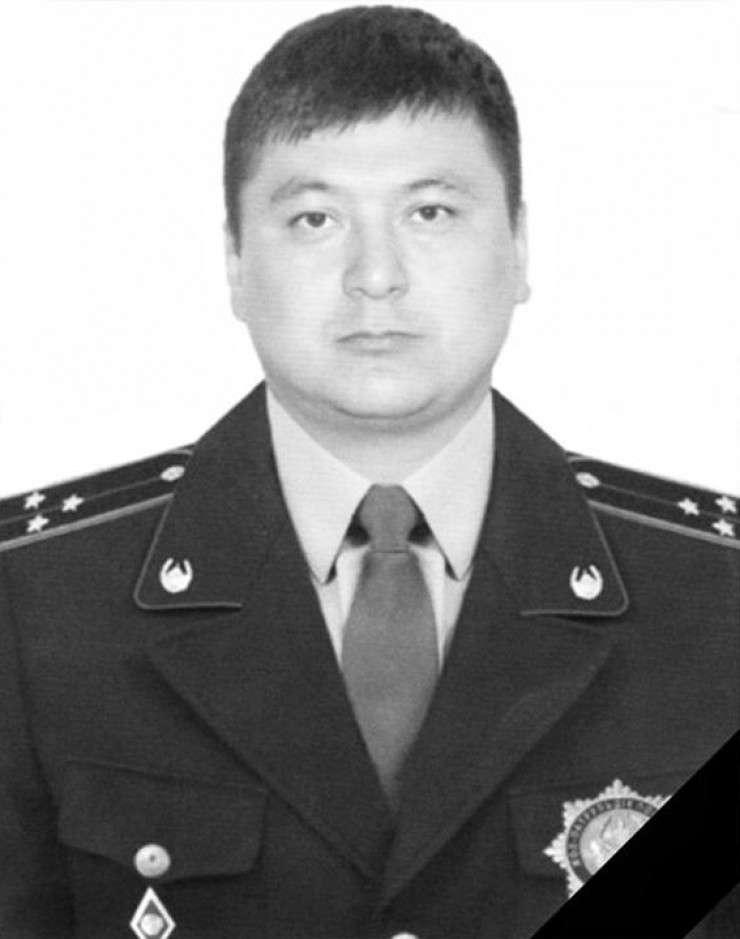 Жарас Жангазиев