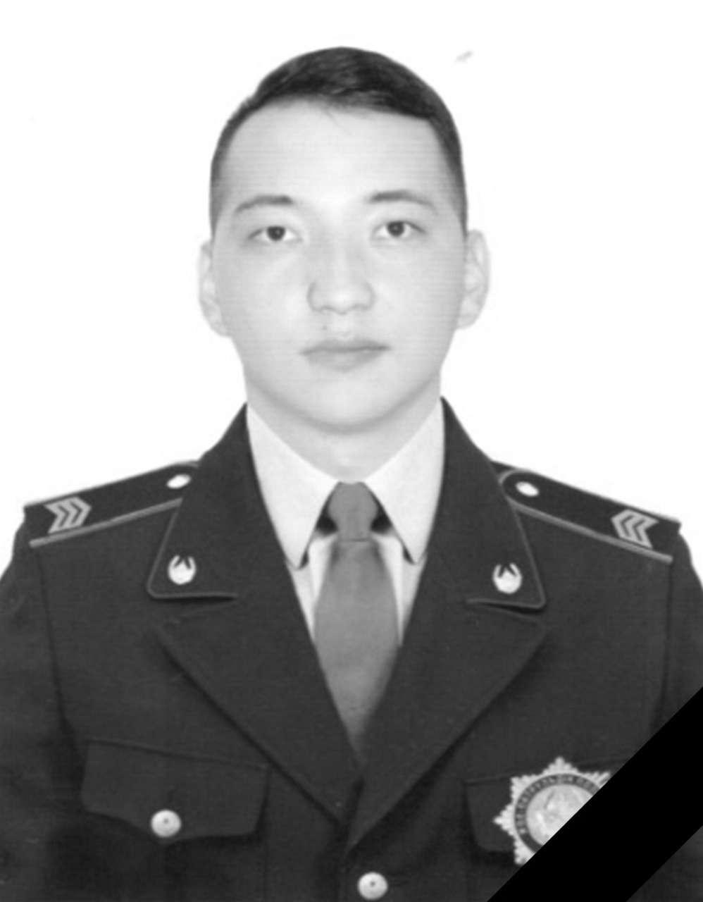 Марқұм Дастан Әбдіқанов