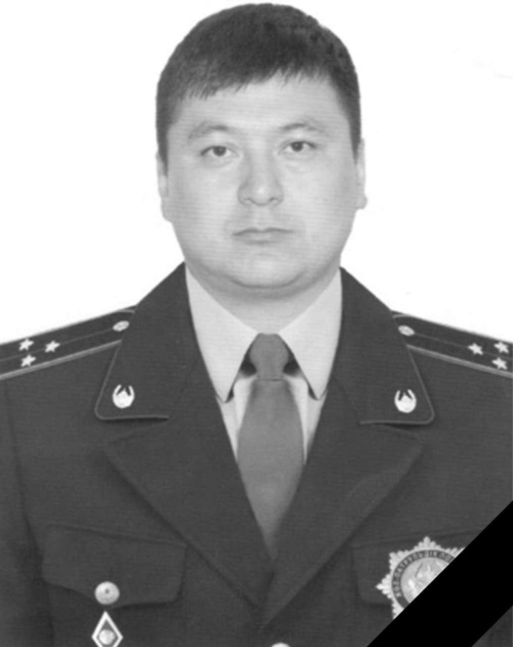 Марқұм Жарас Жанғазиев