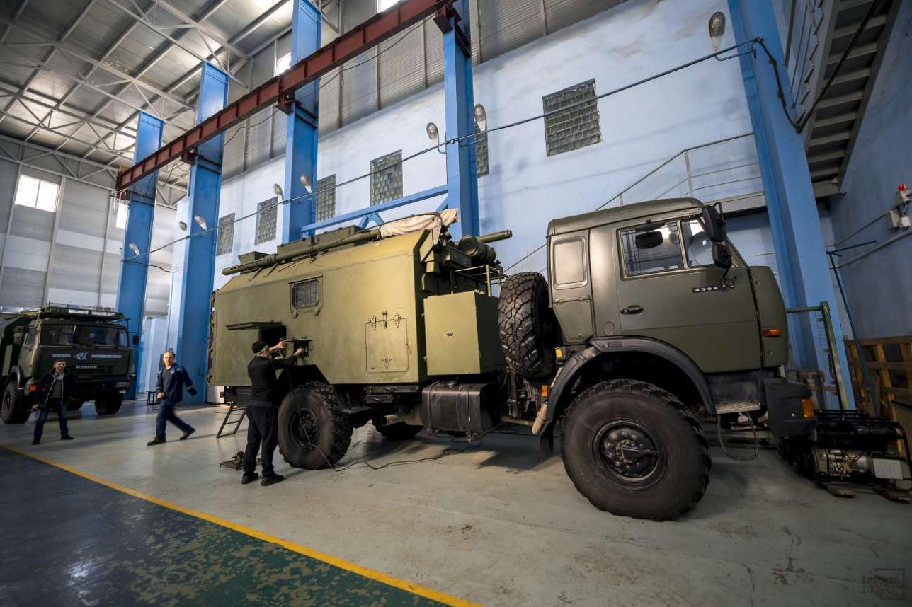 Эти машины неоднократно участвовали в войсковых испытаниях и подтвердили заявленные характеристики