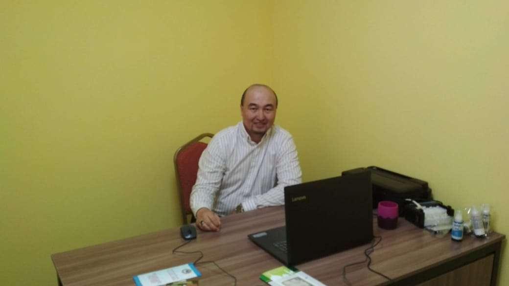 Бауыржан Ахметов