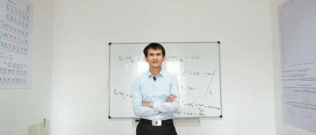 Руководитель республиканского образовательного центра Qazbilim Аятжан Ахметжан