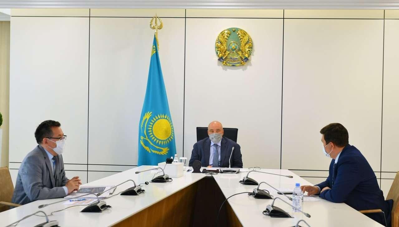 Фото предоставлено Региональной службой коммуникаций Туркестанской области