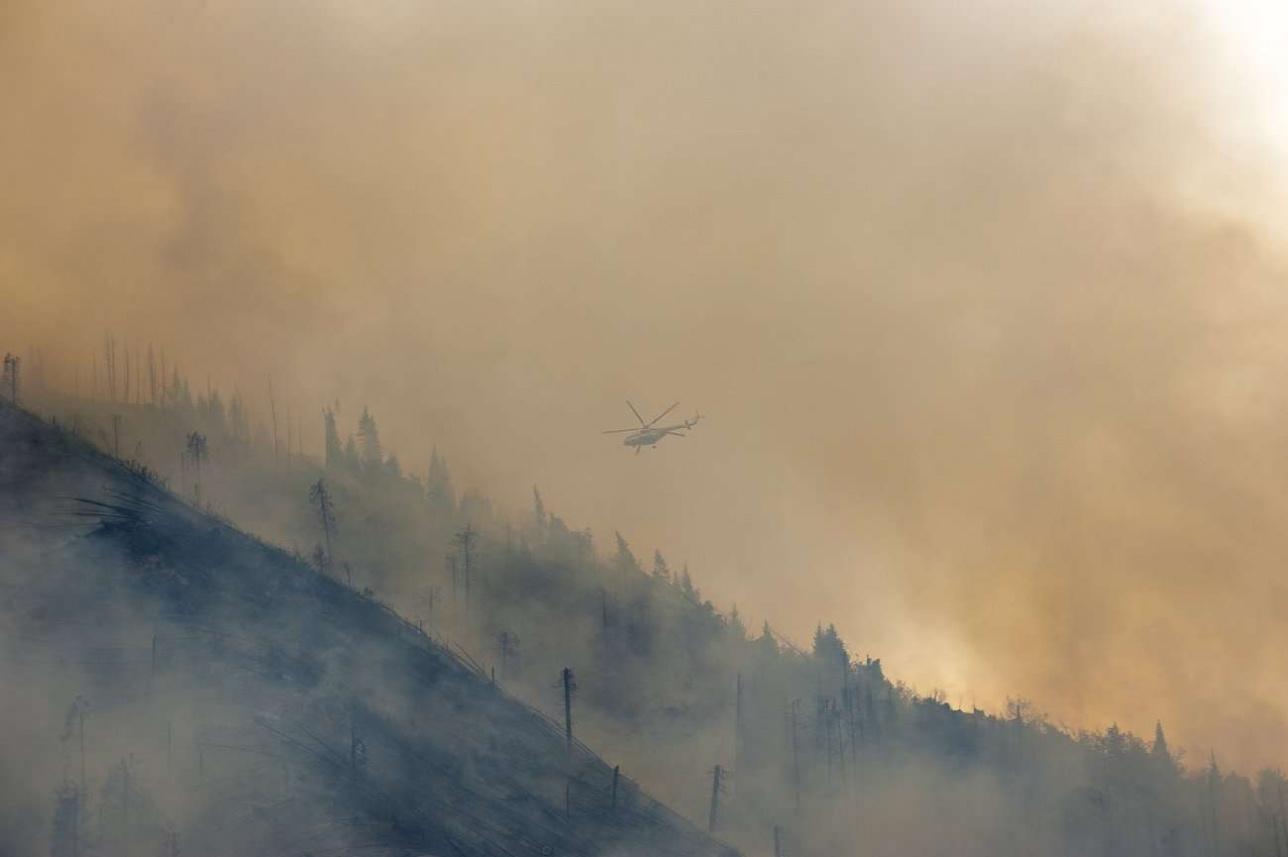 ДЧС просит соблюдать правила безопасности, чтобы избежать пожаров