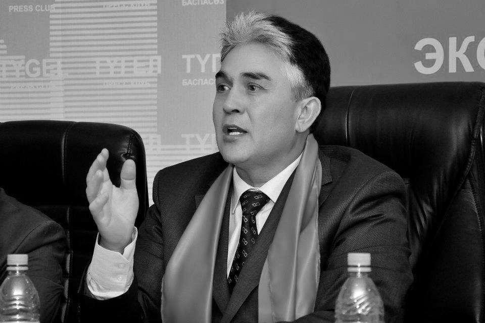 Мусагали Дуамбеков