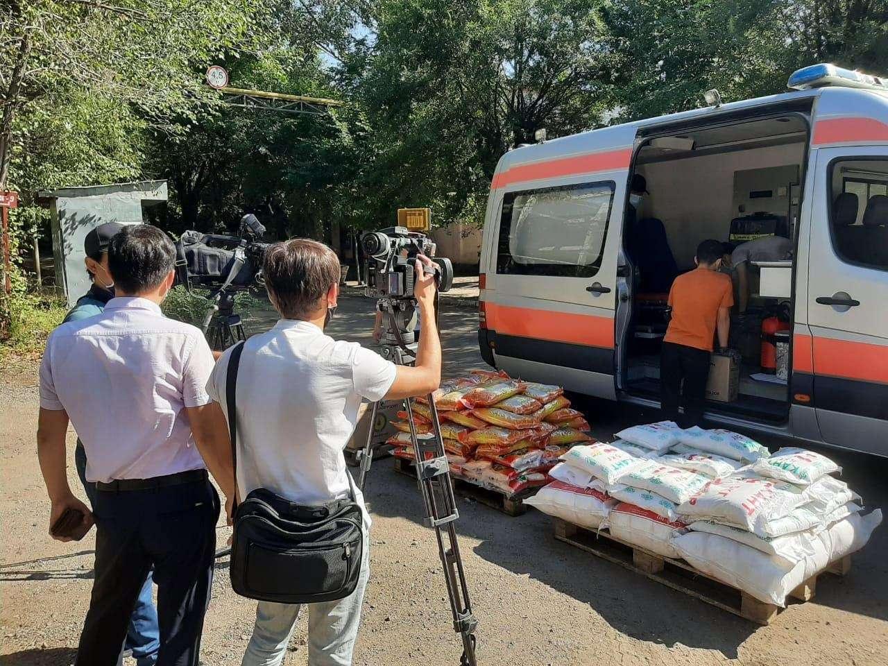 Фото предоставлено АНК города Алматы