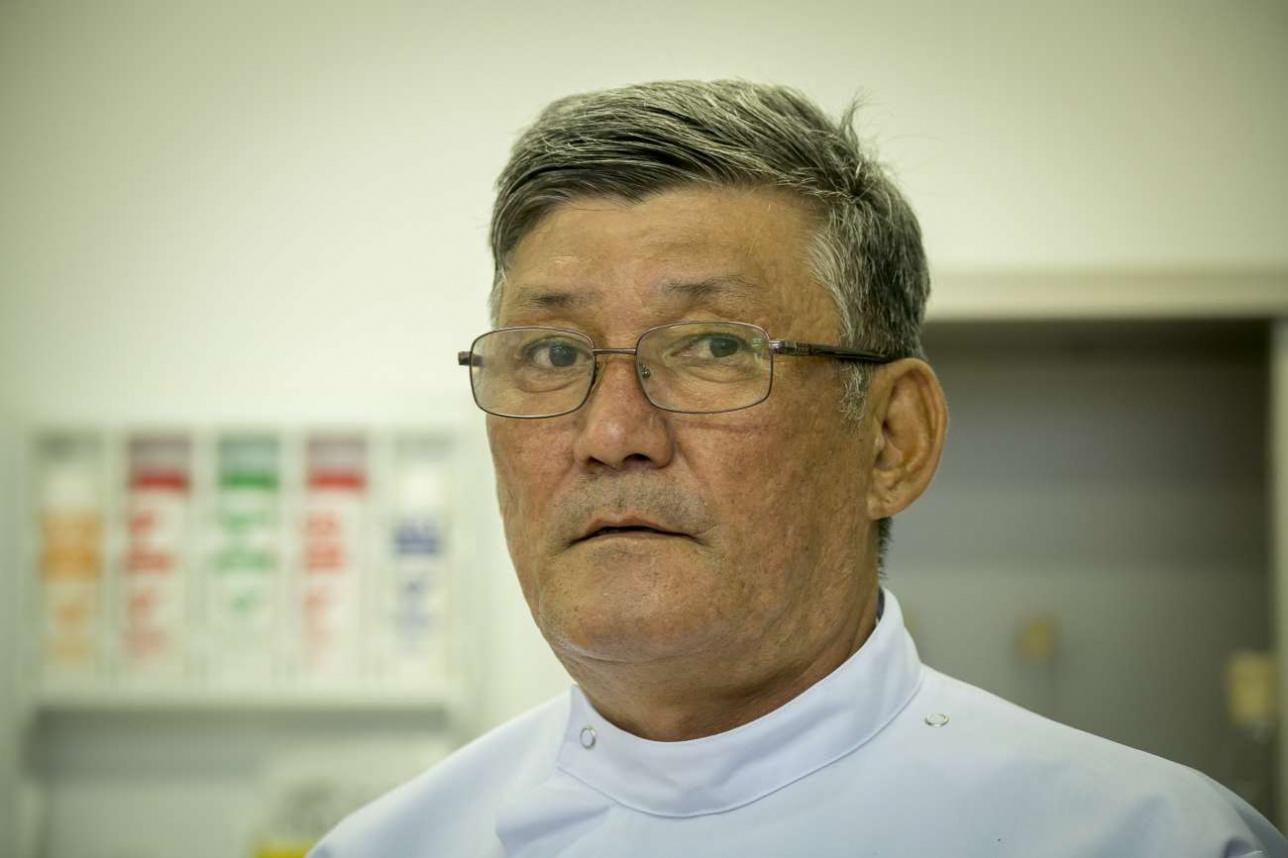 Мухит Орынбаев, руководитель программы по разработке отечественных вакцин против COVID-19