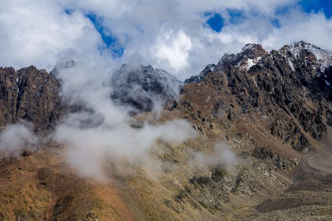 Ледники в Северном Тянь-Шане могут полностью исчезнуть через 50 лет