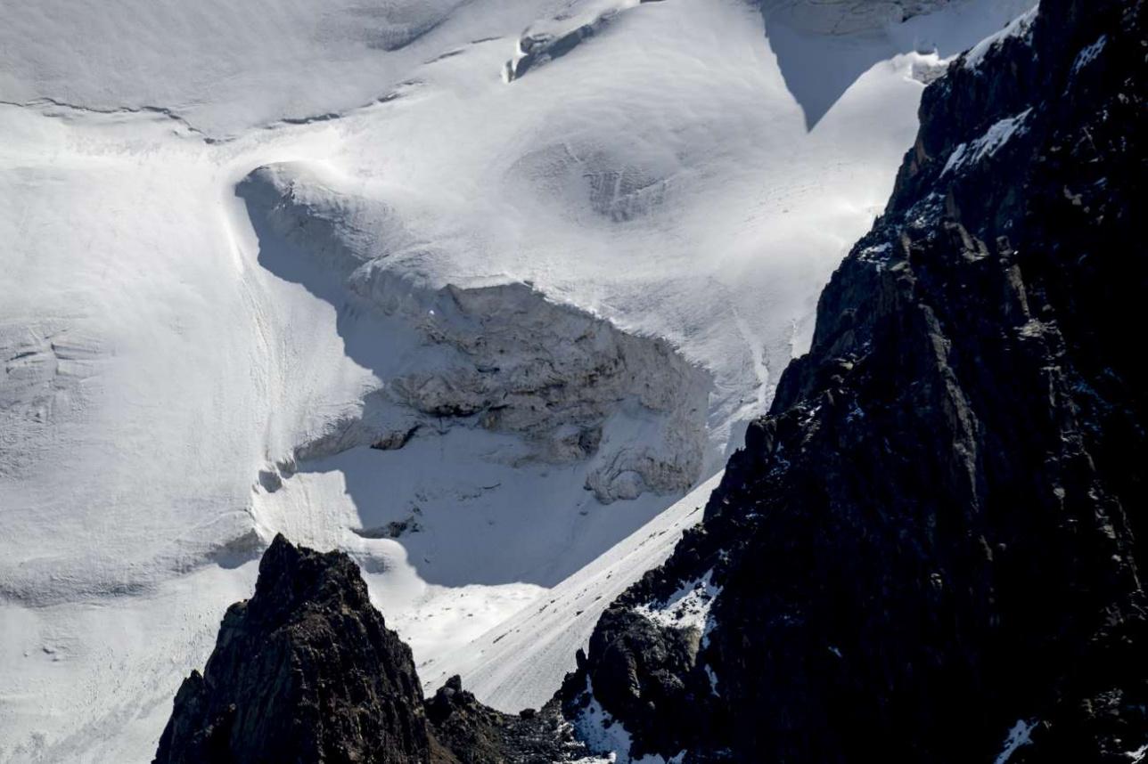 Ледники – это крупнейшие планетарные хранилища пресной воды