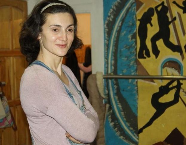 """Руководитель """"Казахстанской федерации по брейк-дансу"""" Мария Гусейнова."""