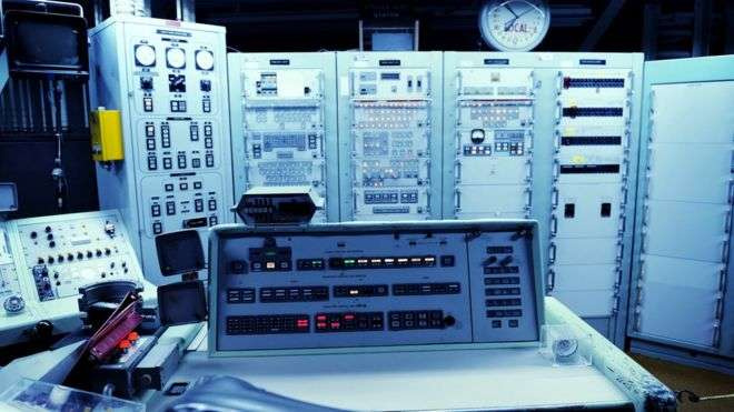 Какими бы сложными ни были системы раннего предупреждения, компьютеры тоже ошибаются (на снимке подземный командный пункт в Аризоне)