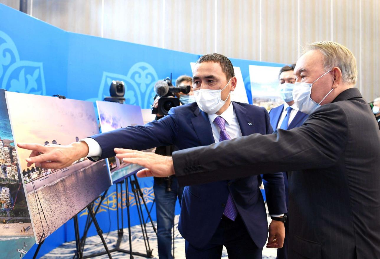 Елбасы заявил, что развитие туристического кластера в регионе позволит создать порядка 50 тысяч рабочих мест