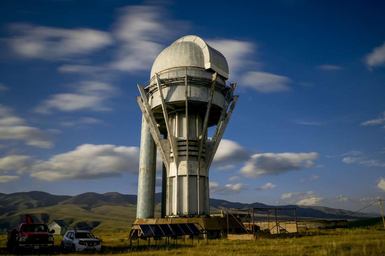 Ассы-Тургенской обсерватории необходимо придать статус национальной, - считают учёные