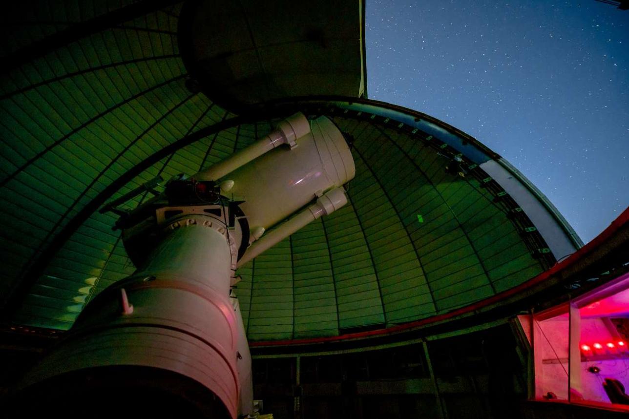 Обсерватории необходим широкополосный интернет