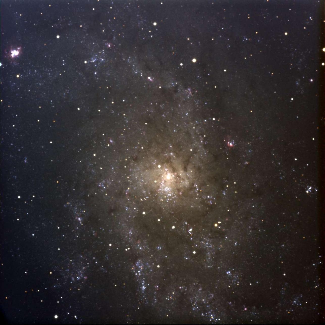 """Галактика M 101 """"Вертушка"""" (NGC 5457)"""