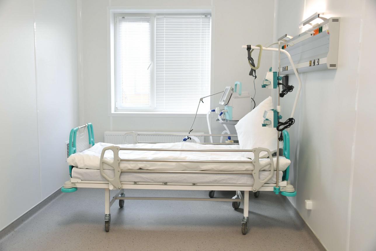 Инфекционная больница в Талдыкоргане