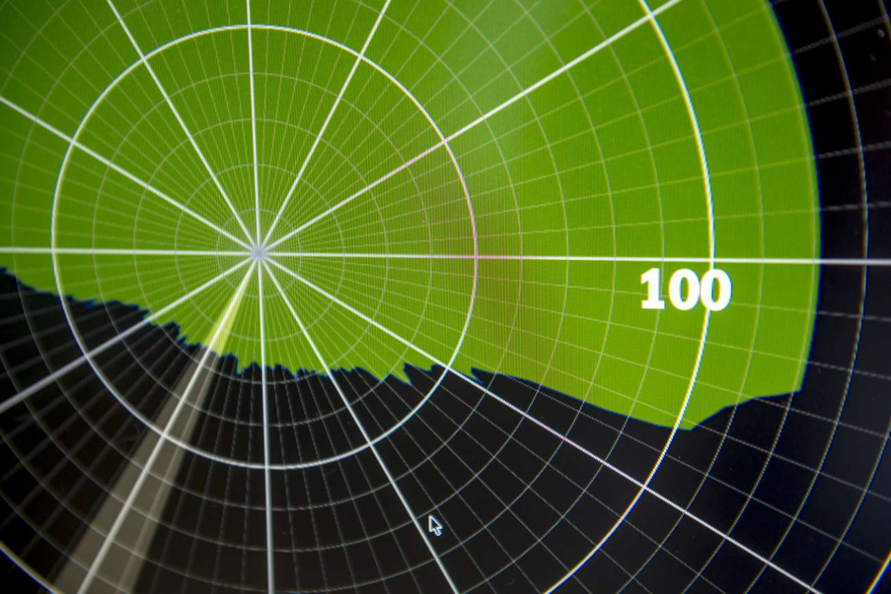 Интерфейс радара