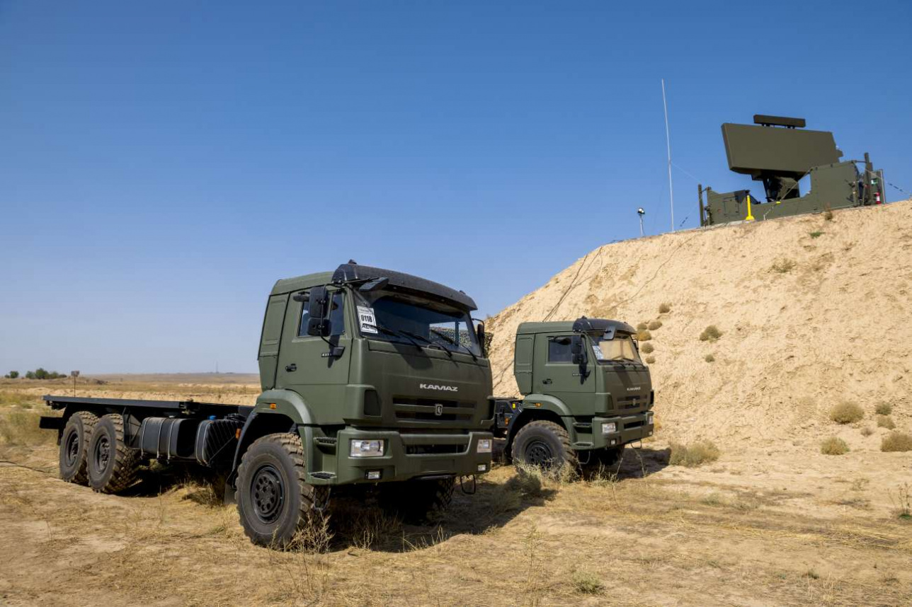 """До конца года """"Гранит-Талес электроникс"""" планирует передать министерству обороны все три изделия GM-403 НУР"""