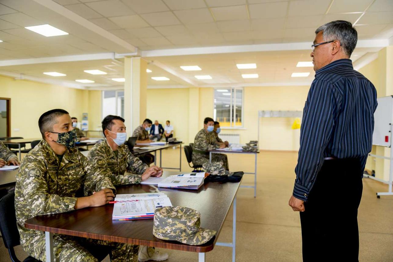 """На базе """"Гранит-Талес электроникс"""" создан учебный центр для военных"""