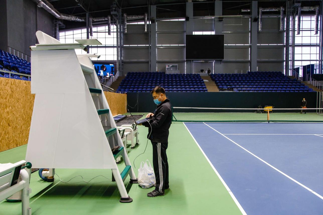 Подготовка к проведению турнира