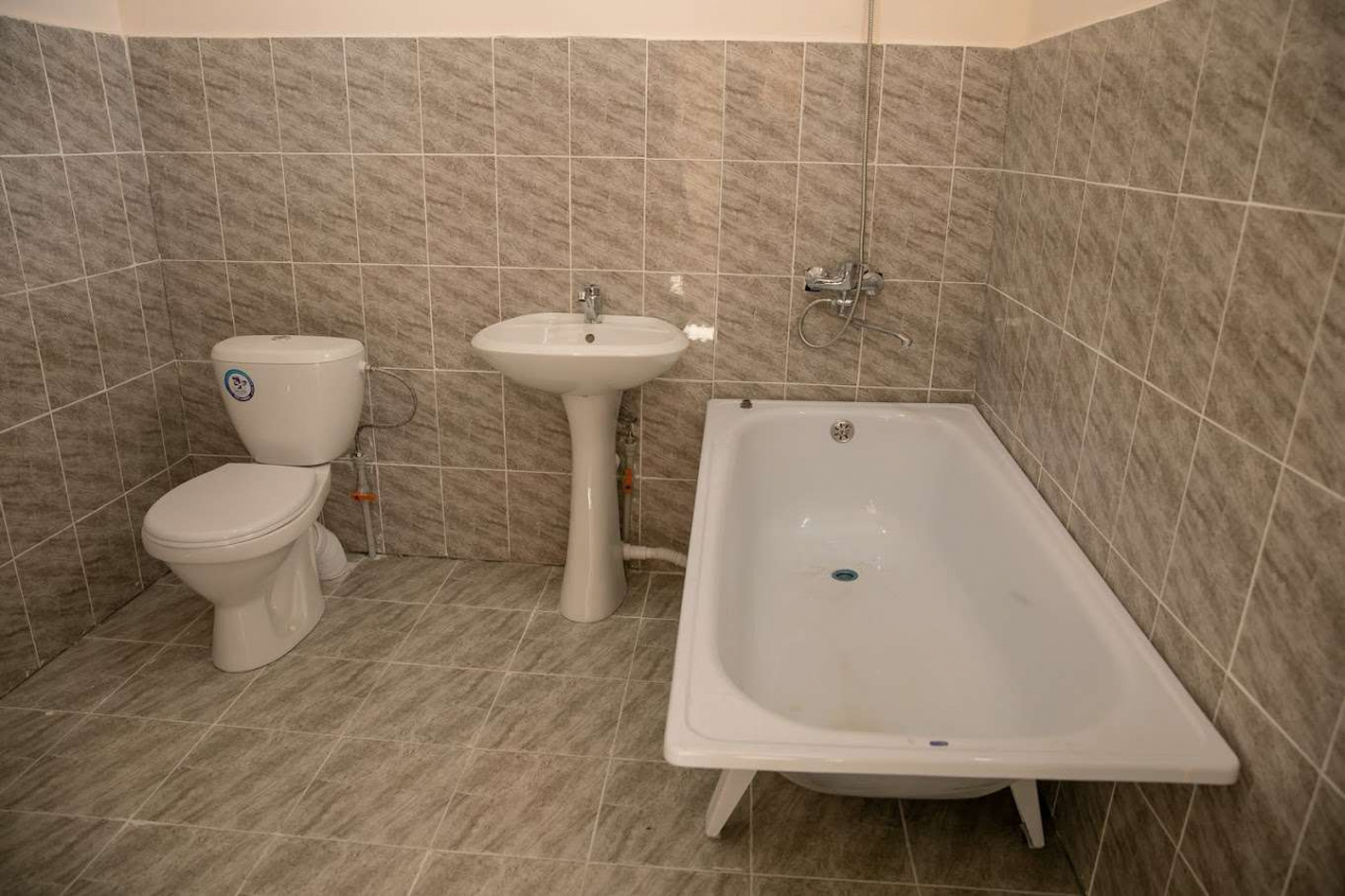 Ванная комната в новых домах