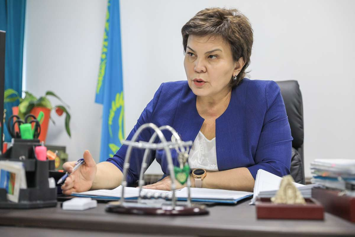 Диляра Иманкулова