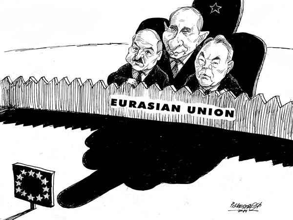 Антизападная, антиамериканская позиция вредит все участникам ЕЭС