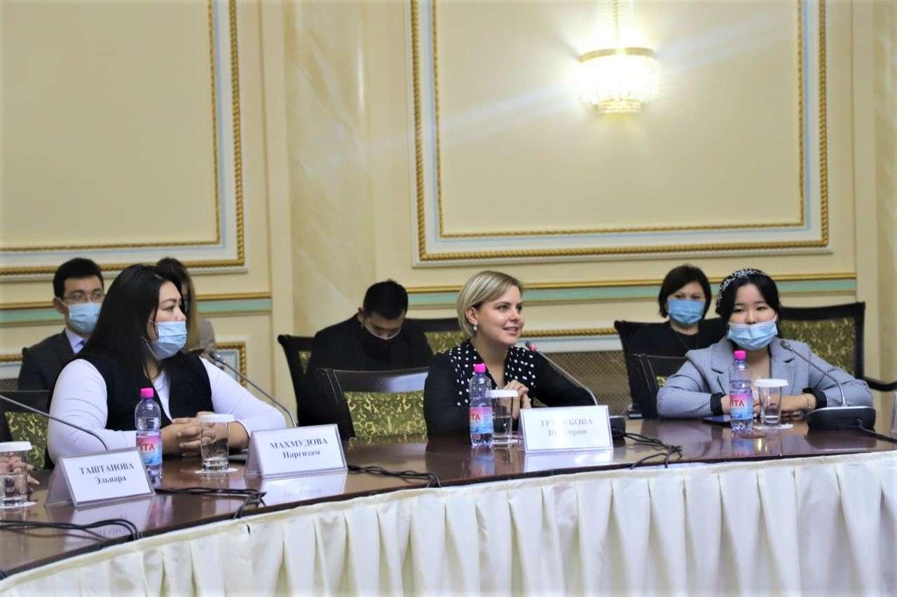 Фото предоставлено пресс-службой АНК города Алматы